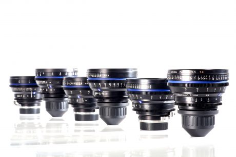 Zeiss Compact Prime CP.2 full set