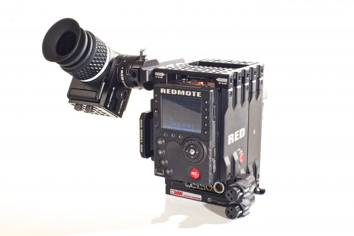 RED EPIC 34 REAR BODY ONLY