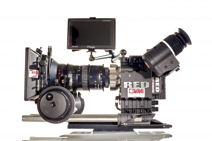 RED EPIC LHS FLAT ON