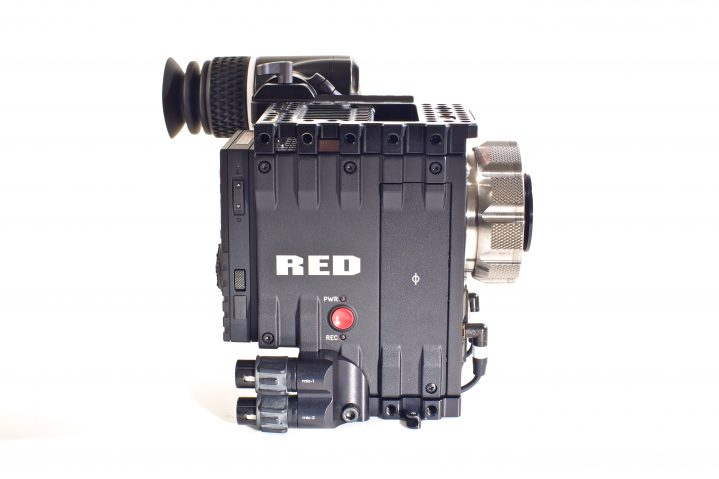 RED EPIC RHS BODY ONLY