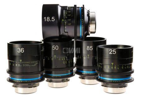 Celere PL Prime Lens Set