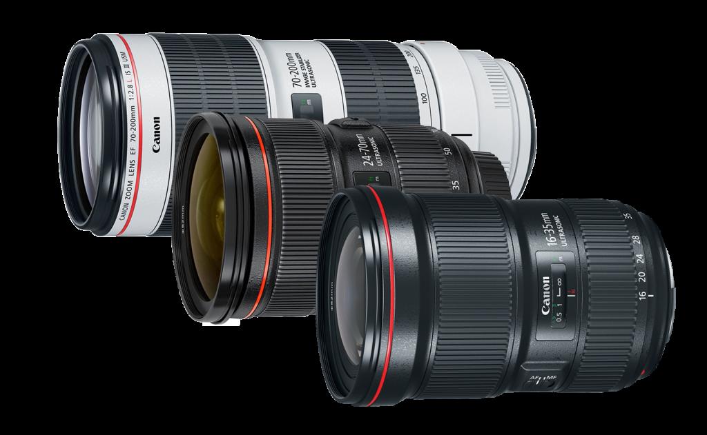 New Generation Canon EF Lenses