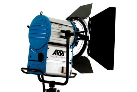 ARRI 1.2K HMI 3-2