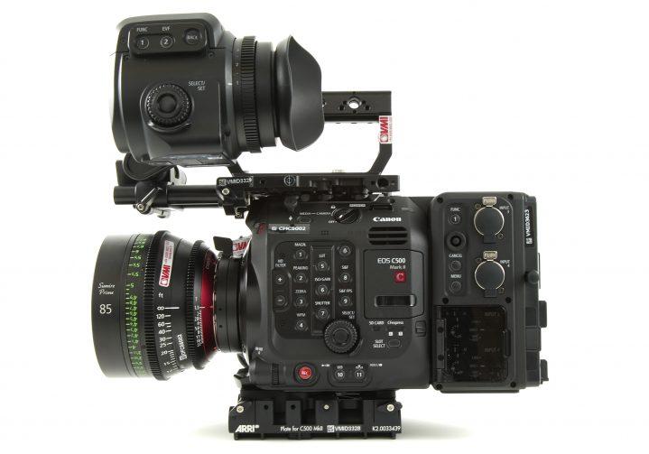 C500 Mk II Body-OLED-Back-Lens Side Left 3-2