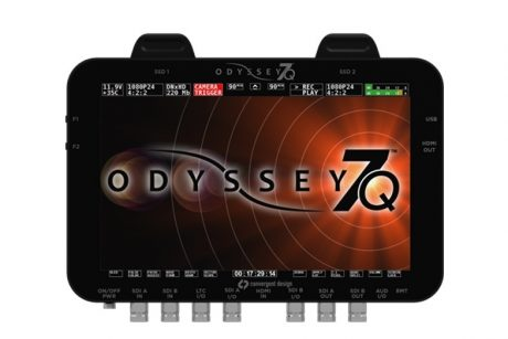 Odyssey 7Q solid state recorder
