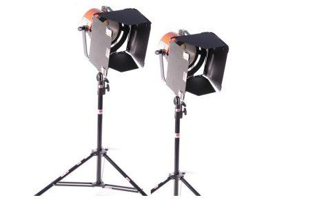 Photon Beard Daylight Double Redhead LED kit
