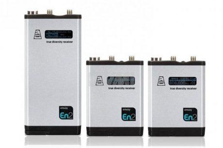Envoy EN2 radio mic system